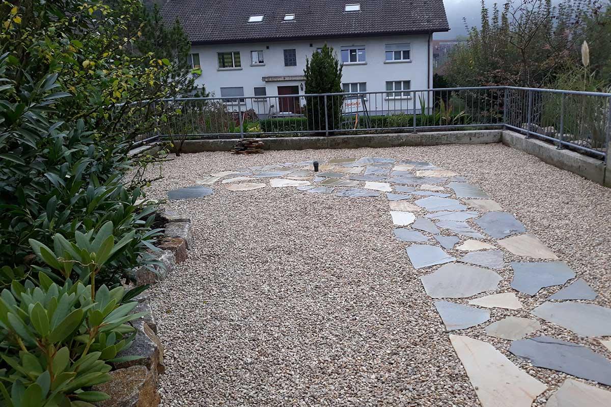 Garten in Zwingen